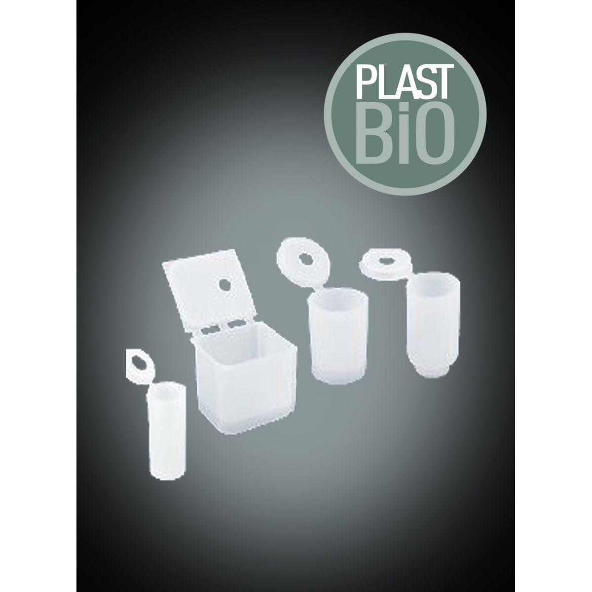 Recipiente (Container) de Reagentes para Analisador Cobas Mira - Pacote com 50 peças