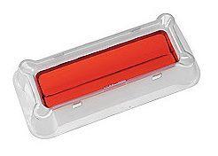 Reservatório (Coxinho) em PVC Transparente Descartável, Volume 55ml, Pacote com 25 Unidades ? Modelo: HS20521A