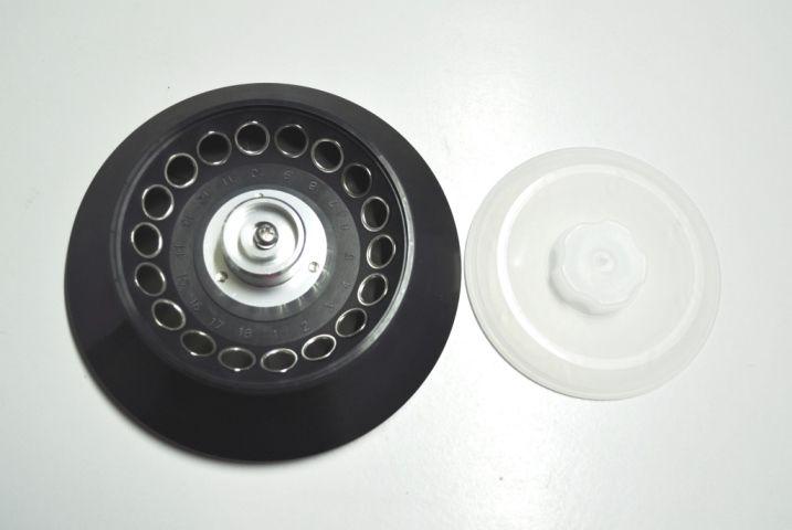 ROTOR ANGULO FIXO 18 TUBOS X 1,5ML P/ CENTRIFUGA MCD-2000