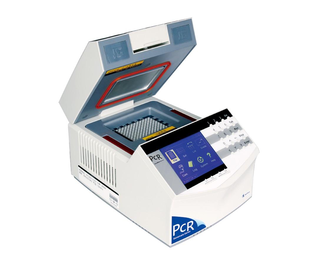 Termociclador Automático sem Gradiente, Equipado Originalmente com um Bloco Misto com 96 Poços x 0.2ML mais 77 Poços x 0.5ML, Tela LCD – Modelo: KF960