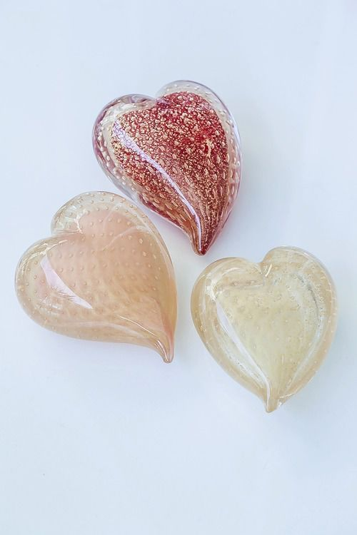 Coração - Transparente - P