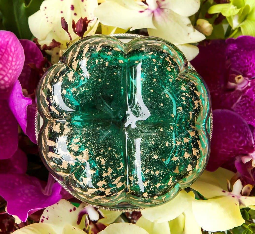 Trevo - Verde Esmeralda - G