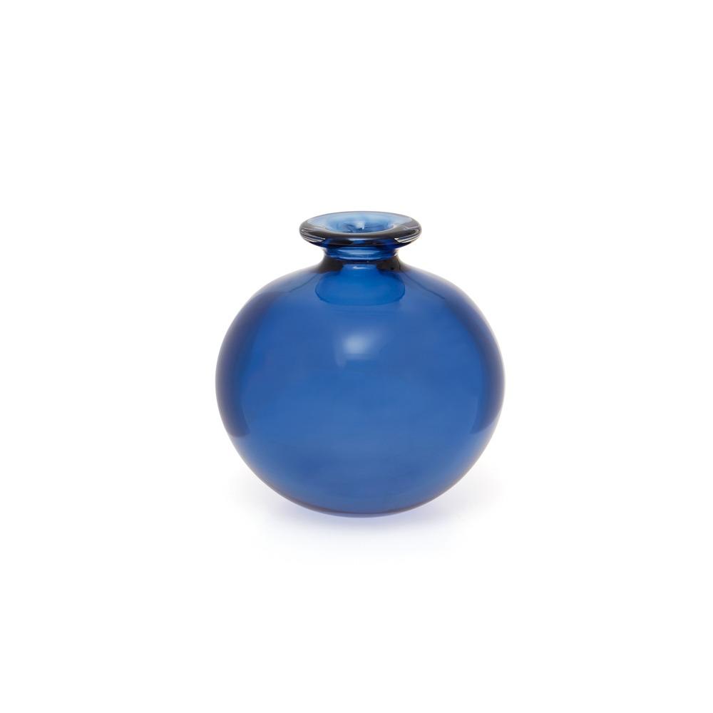 Vaso Castiçal - Azul Noite