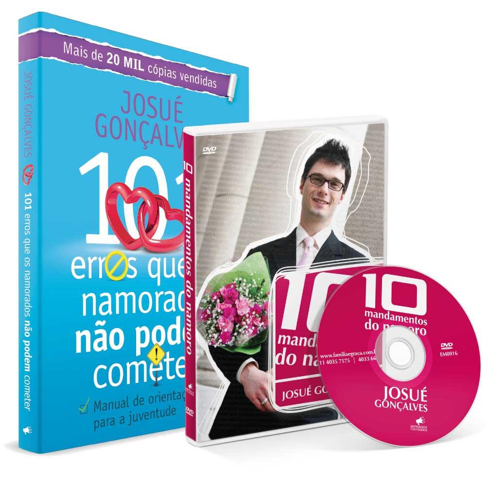 101 Erros que os Namorados não podem cometer + DVD Bônus