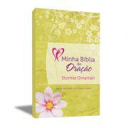 MINHA BIBLIA DE ORACAO NVI - FLORES