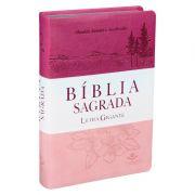 BÍBLIA SAGRADA LETRA GIGANTE CP SINT 3 Cores