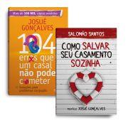 COMBO DE LIVROS- 104 ERROS + COMO SALVAR SEU CASAMENTO SOZINHA