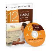 DVD - 12 Verdades que todo casal deve saber sobre casamento