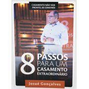 DVD - CURSO  8 PASSOS PARA UM CASAMENTO EXTRAORDINÁRIO