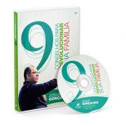 DVD - 9 conselhos para revolucionar sua familia