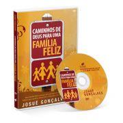 DVD - Caminhos de Deus para um família feliz