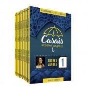 KIT DE DVD  16º ENCONTRO NACIONAL DE CASAIS ( 9 DVD