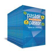 KIT - Pastor Discipulando Pastor 2015 (11 DVDs)