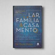 LIVRO - Comentário bíblico - Lar, Família & Casamento