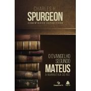 LIVRO- COMENTARIOS EXPOSITIVOS CHARLES SPURGEON - MATEUS - - HAGNOS