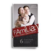 Livro - Família meu maior patrimonio VOL 6