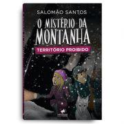Livro - O mistério da Montanha - Território Proibi