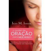 Livro - O poder da oração para mulheres