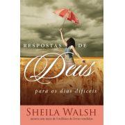 Livro - Respostas de Deus para dias dificies