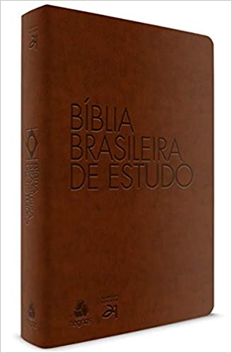 BIBLIA BRASILEIRA DE ESTUDO- MARROM