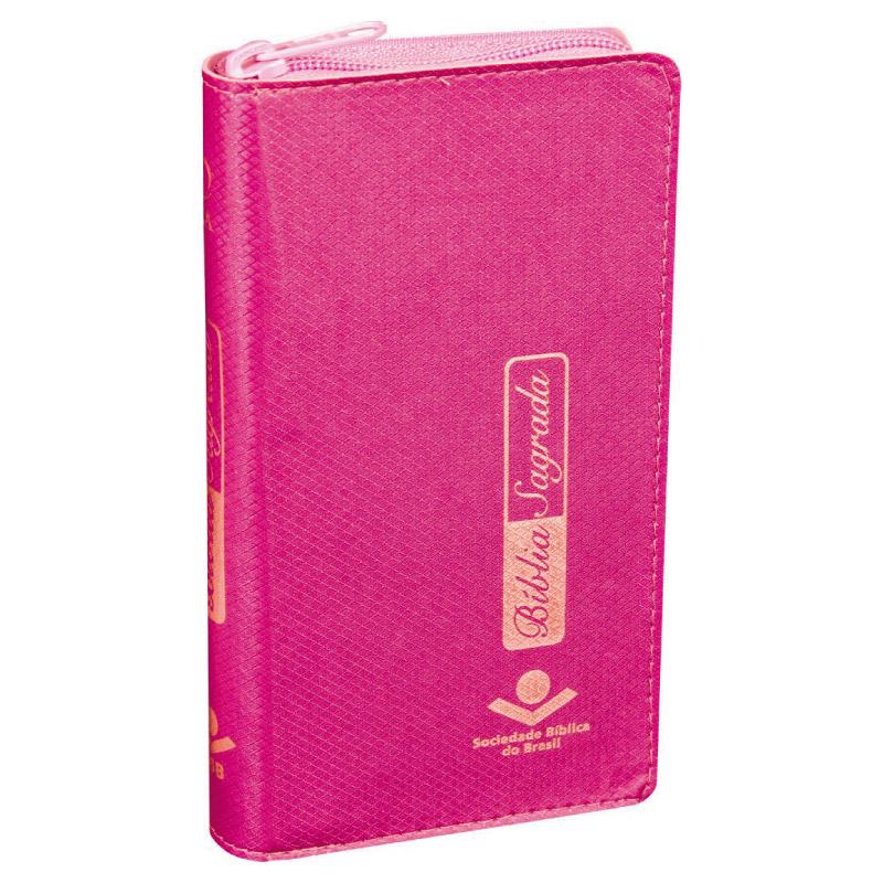 Bíblia Carteira (PINK)