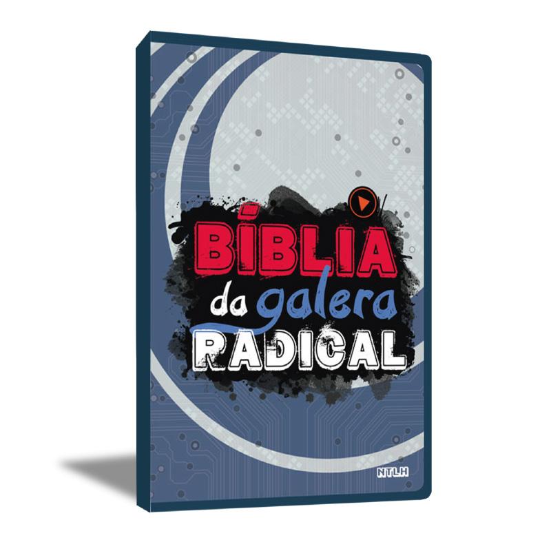 Bíblia da galera radical 2 edição