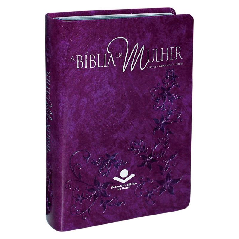 BIBLIA DA MULHER - VIOLETA NOBRE