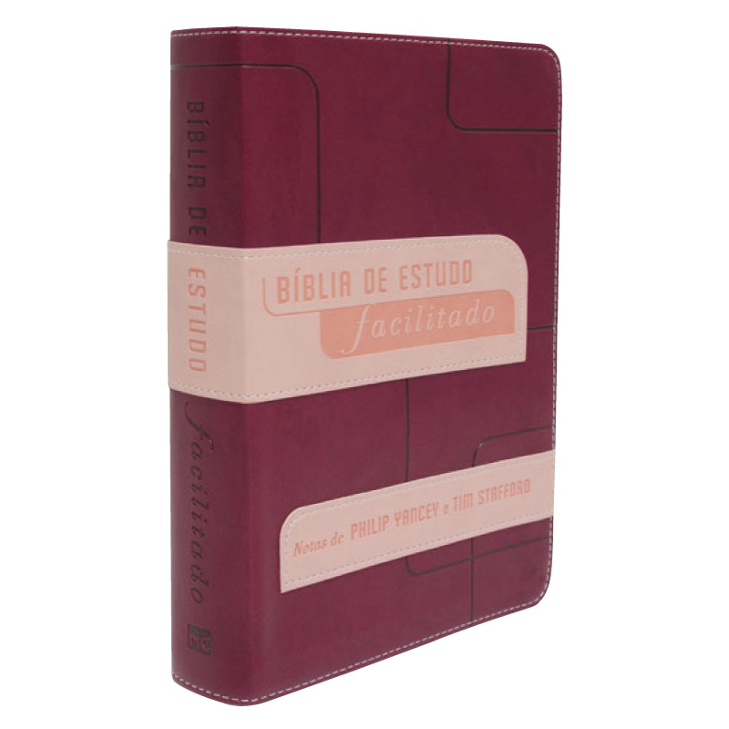Bíblia de estudo facilitado - Feminina