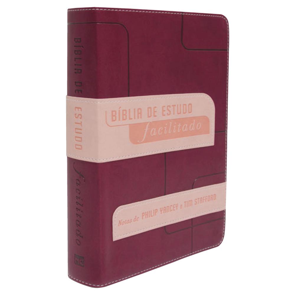BIBLIA DE ESTUDO FACILITADO - FEMININA