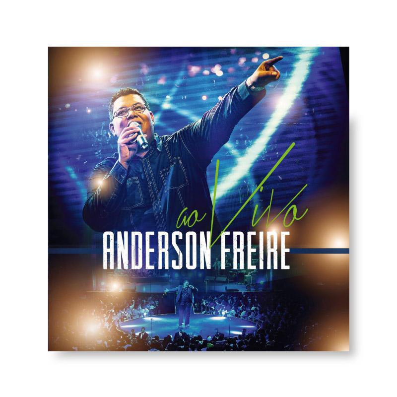 CD - Anderson Freire - Essência - Ao Vivo