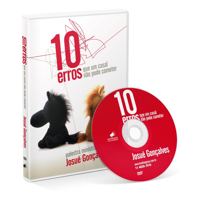 DVD - 10 erros que o casal não pode cometer