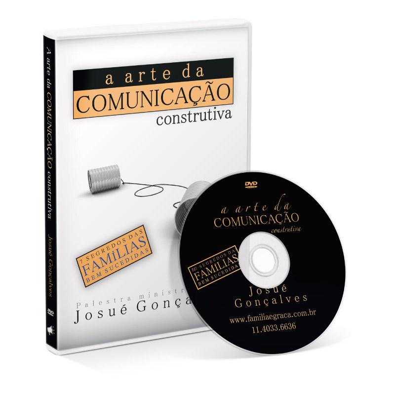 DVD - A arte da Comunicação Construtiva