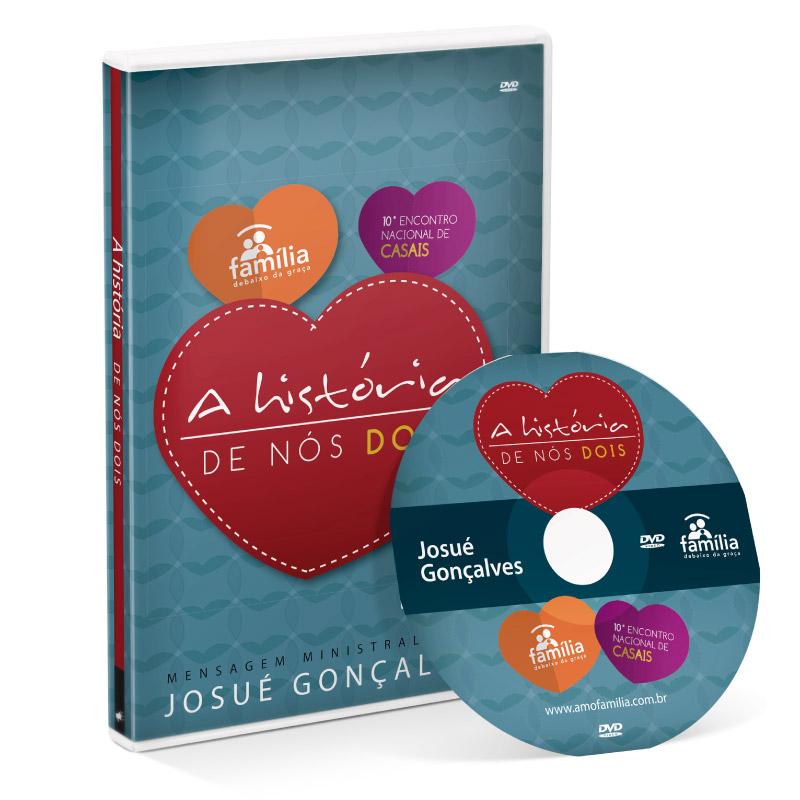 DVD - A história de nos dois