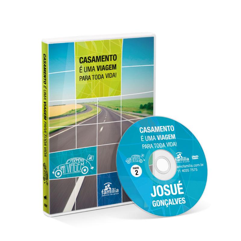 DVD - Casamento é uma viagem para toda a vida Vol 2