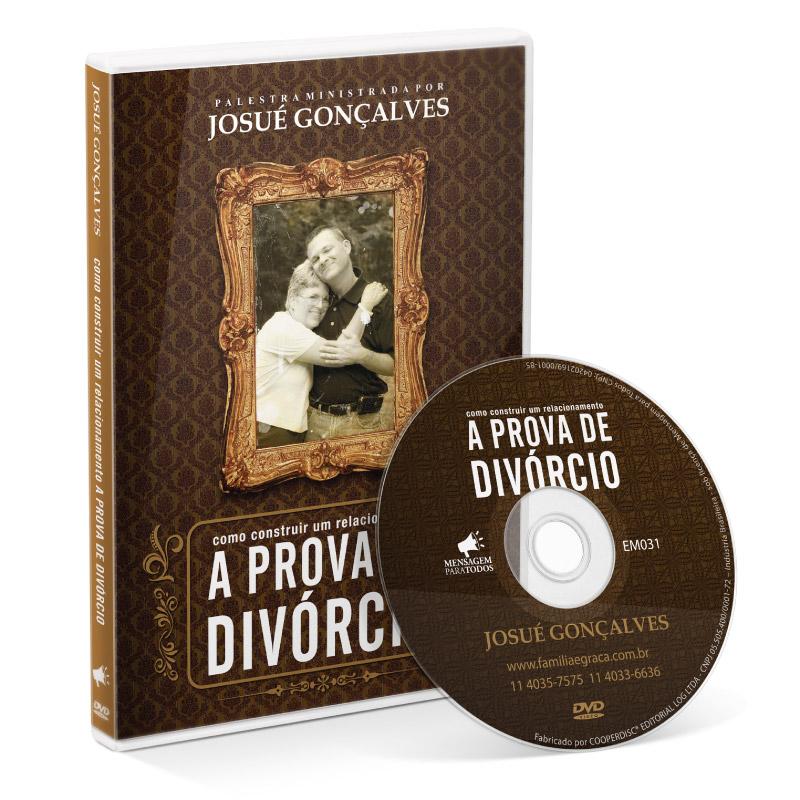 DVD - Como construir relacionamento a prova de divórcio