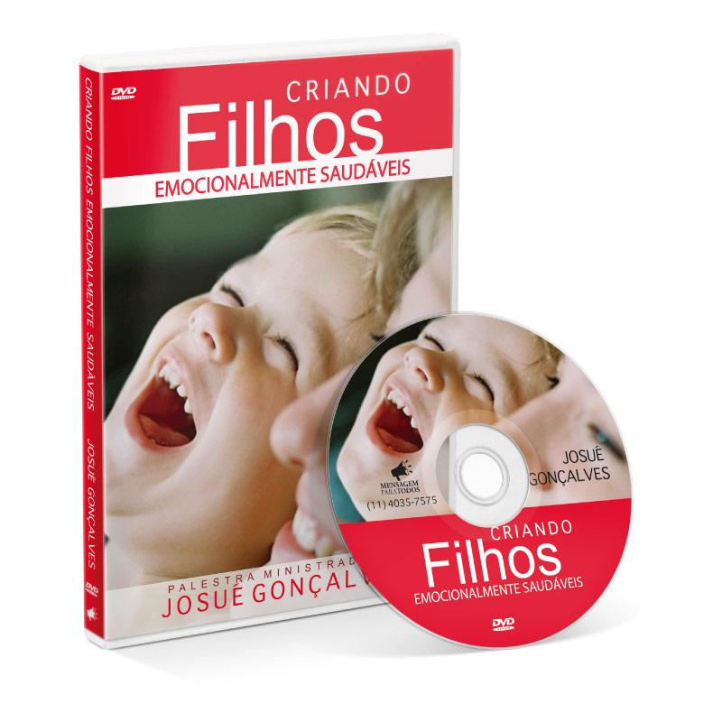 DVD - Criando Filhos Emocionalmente Saudáveis