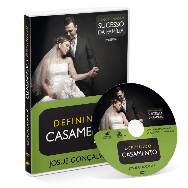 DVD - Definindo Casamento