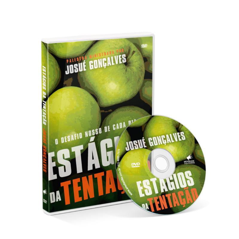 DVD - Estagios da Tentação