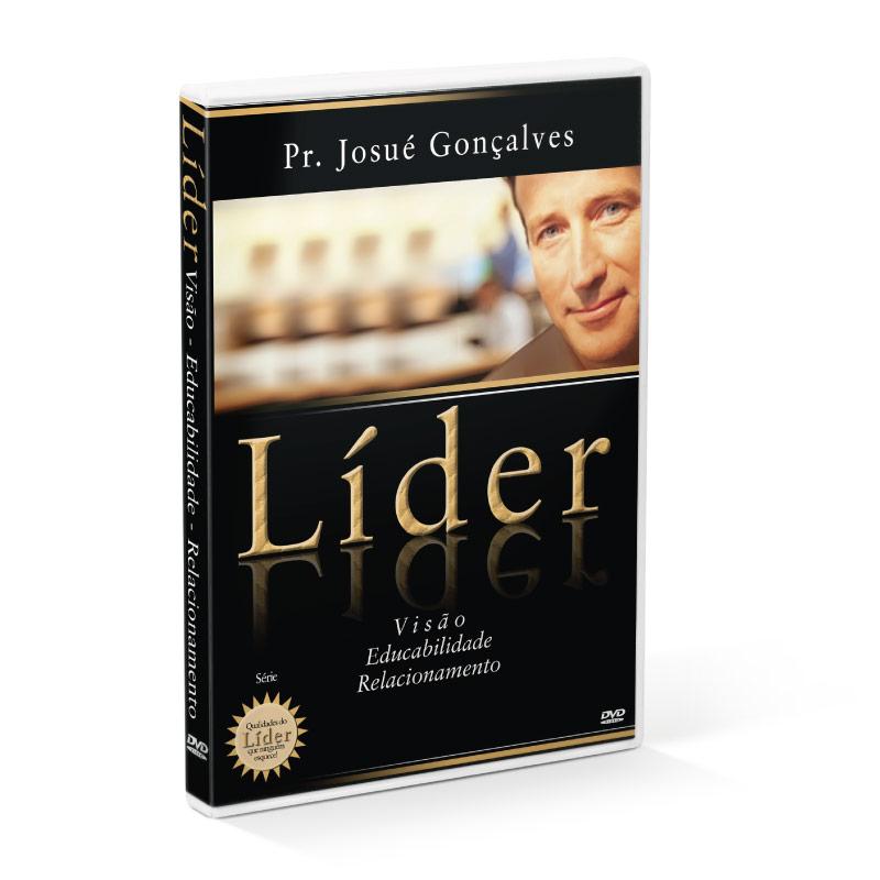 DVD - Lider - Visão - Relacionamento e educabilida