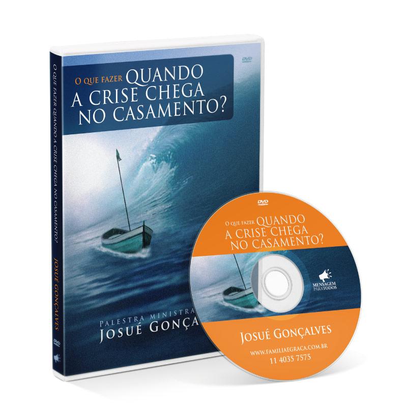 DVD - O que fazer quando a crise chega no casamento