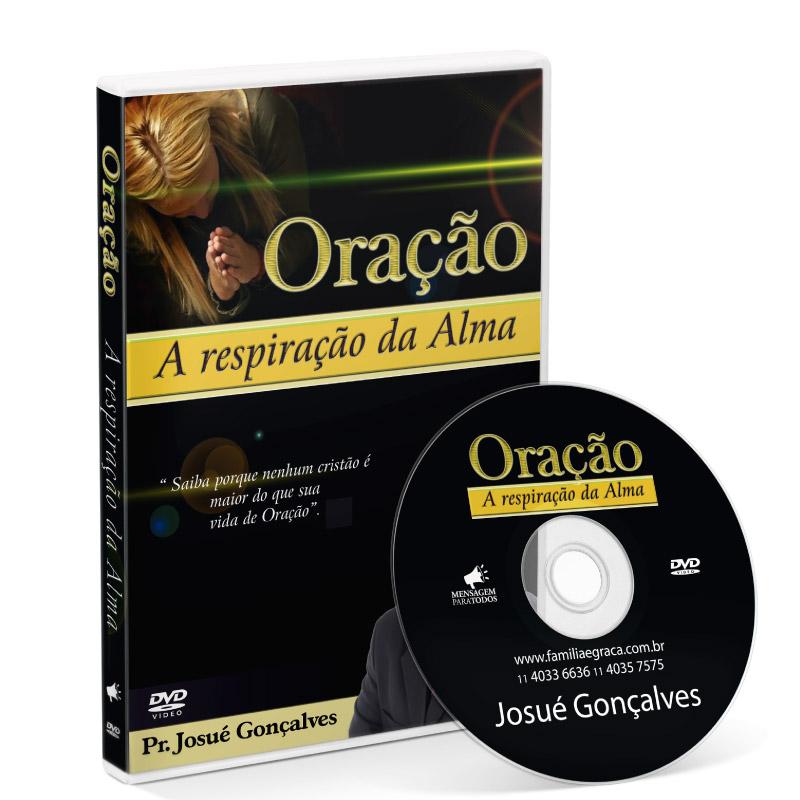 DVD - Oração - A respiração da alma