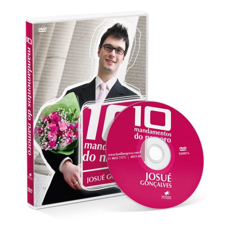 DVD - Os 10 Mandamentos do Namoro