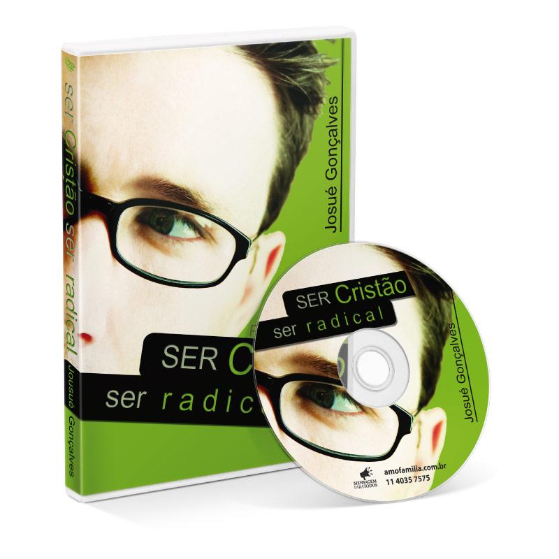 DVD - Ser Cristão é ser Radical
