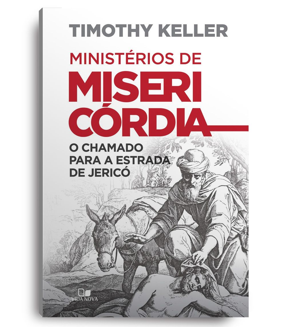 LIVRO- MINISTÉRIO DE MISERICORDIA