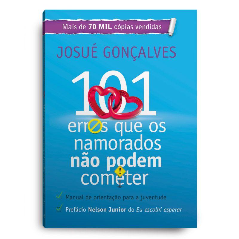 Livro - 101 Erros que os namorados não podem comet