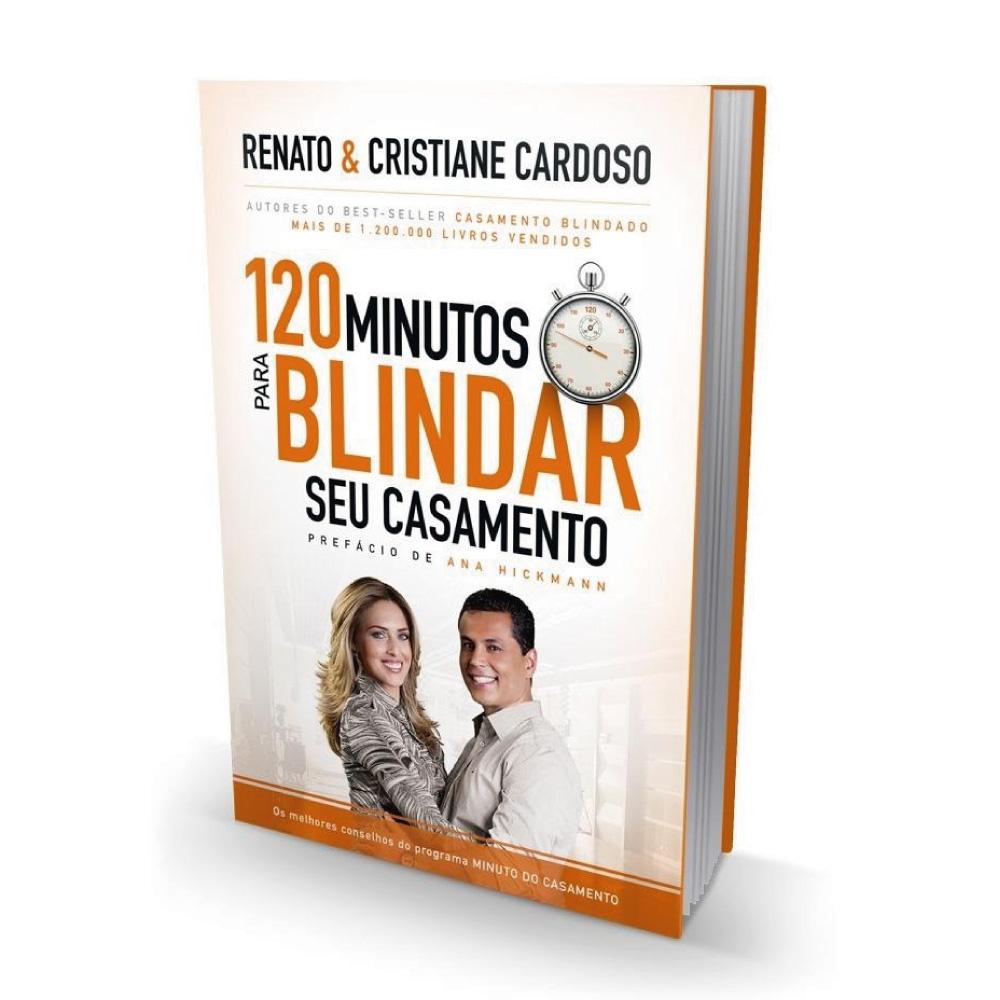 LIVRO - 120 MINUTOS PARA BLINDAR SEU CASAMENTO