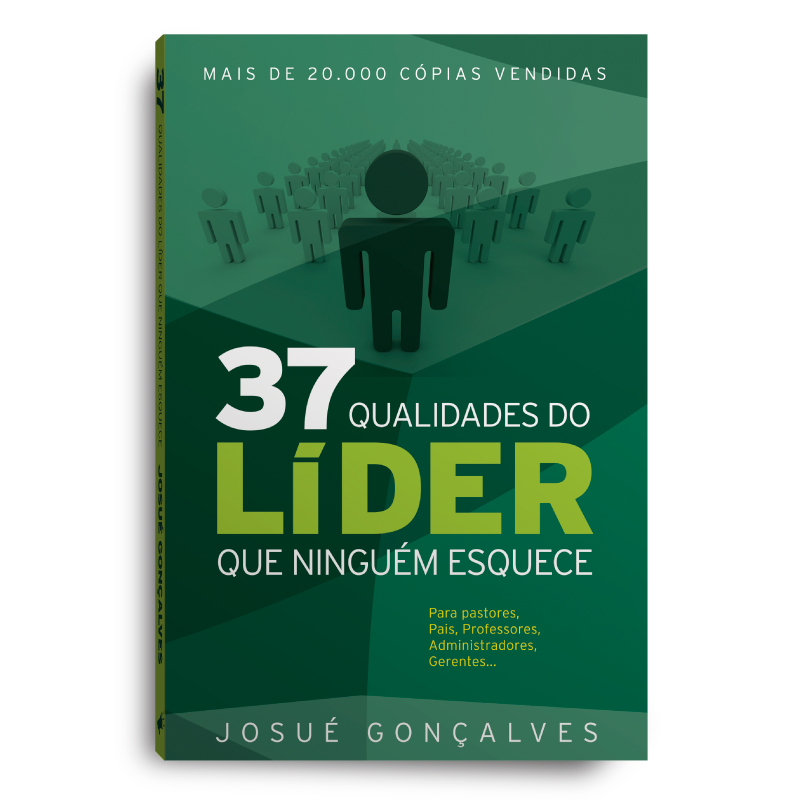 Livro - 37 qualidades de um lider que ninguém esquece