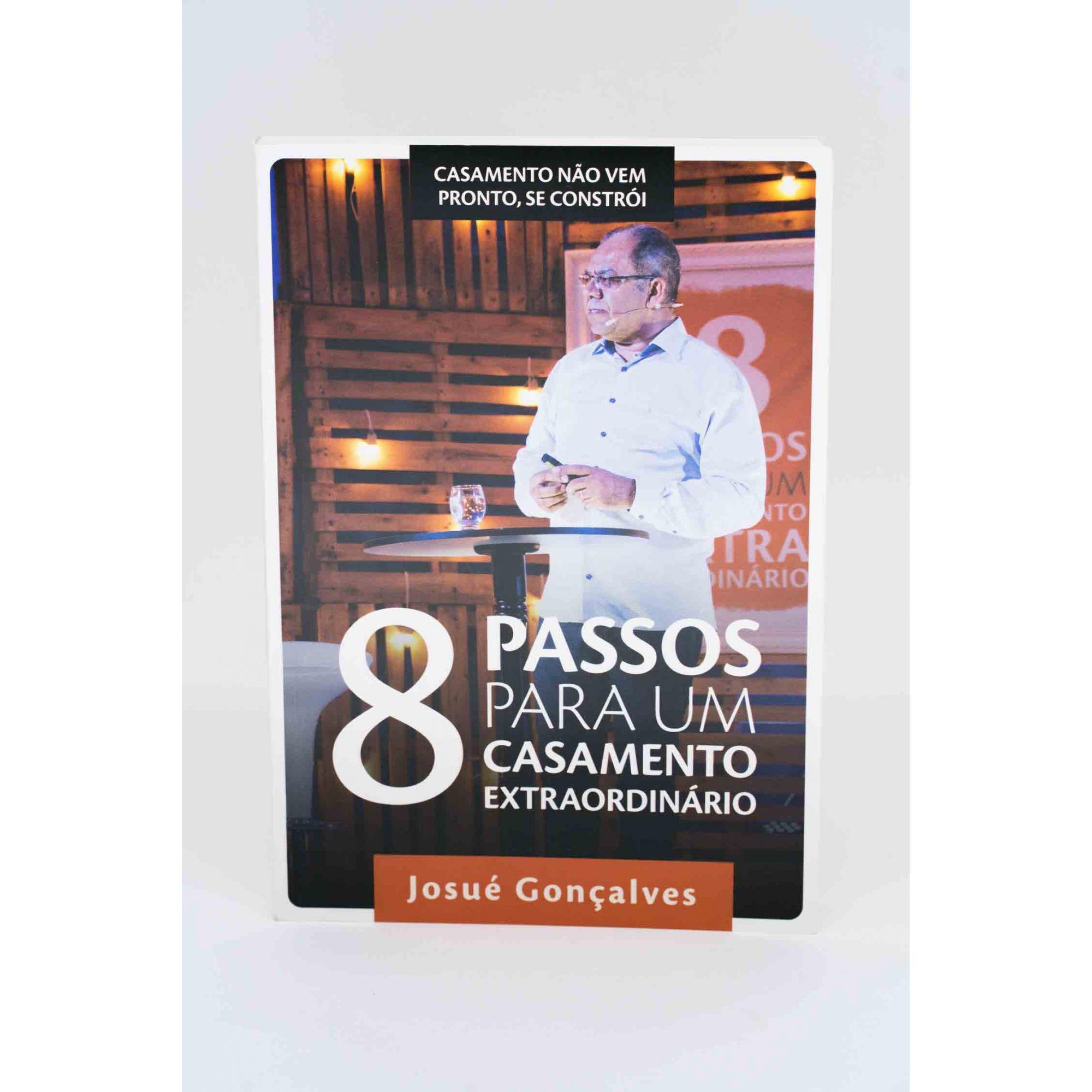 Livro - 8 Passos para um Casamento Extraordinário