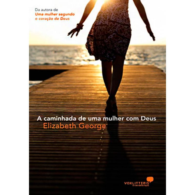 LIVRO- A CAMINHADA DE UMA MULHER COM DEUS