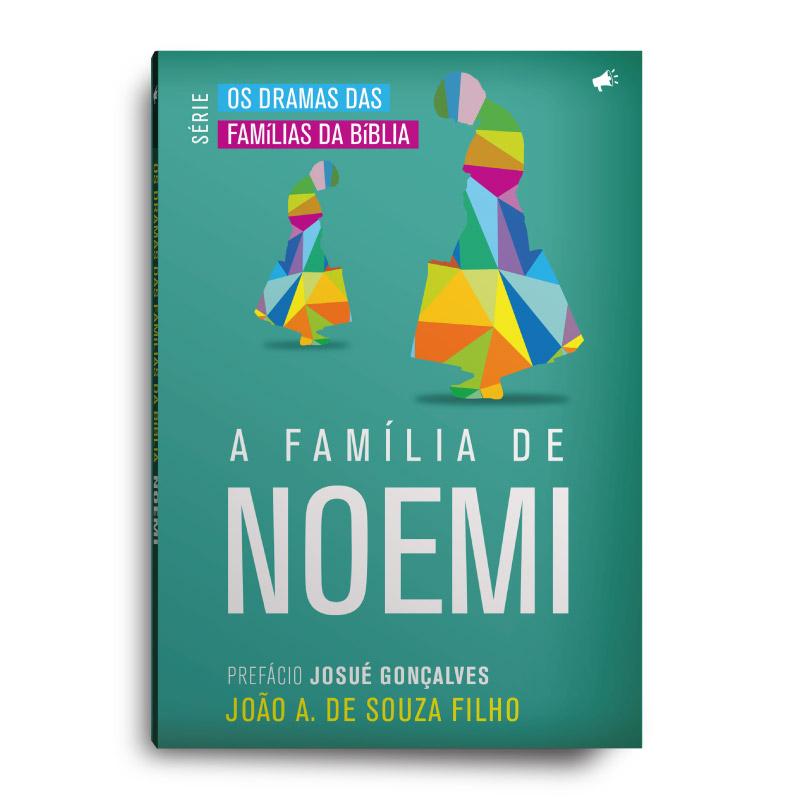Livro - A família de Noemi